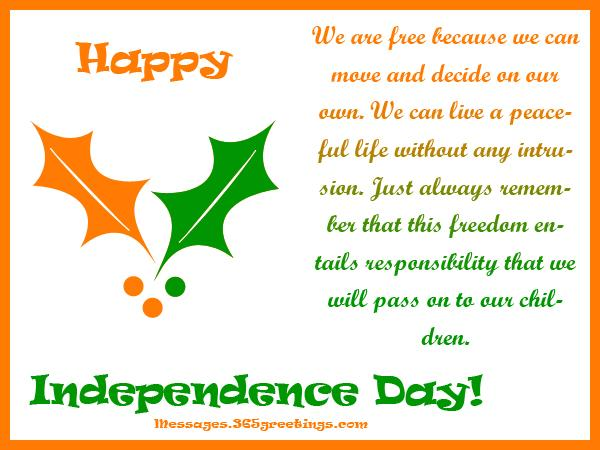 Happy Independence Day Wishes Messages Sms And Quotes