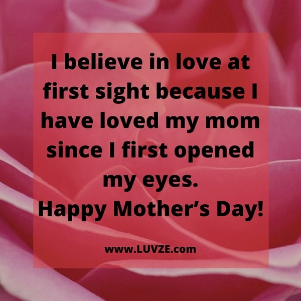 Best and unique happy mother\'s day quotes and thoughts!