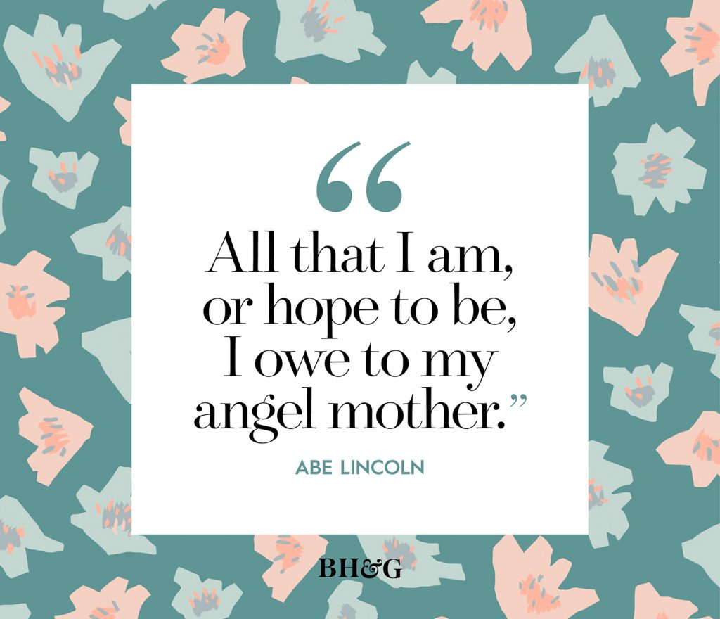 Best and unique happy mother's day quotes and thoughts!
