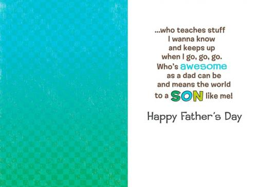 Fathers Day Card 0